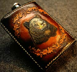 Bear Flask.©James Acord 2002.